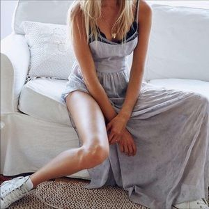 Urban Outfitters Maxi Slip Dress